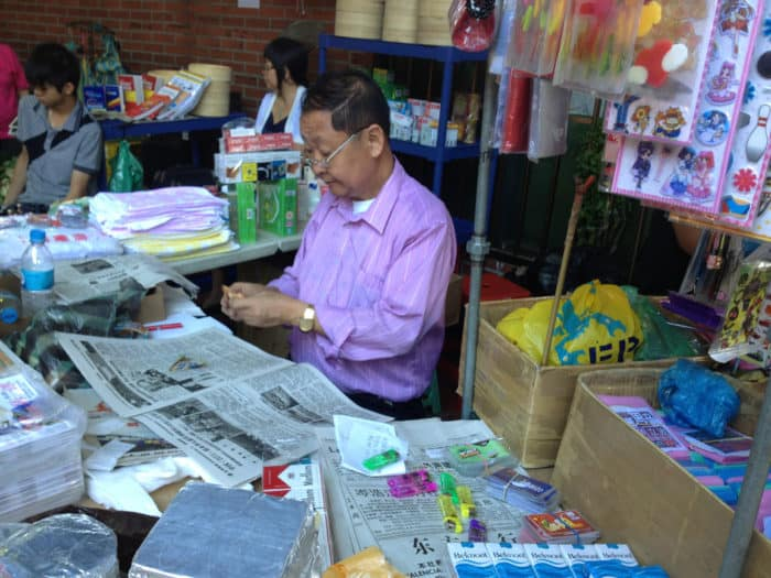 The Chinatown of Caracas (1/2): The Chinese Market